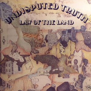 UNDISPUTED TRUTH, The - Law Of The Land