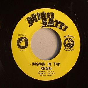 PRINCE FATTY - Insane In The Brain