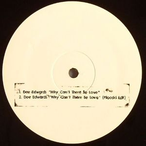 EDWARDS, Dee/THE SLPPO - Why Can't There Be Love ?
