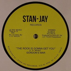 GORDON'S WAR - The Rock Is Gonna Get You