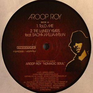 ROY, Aroop - Told Me