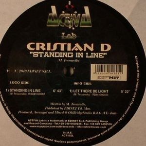 CRISTIAN D - Standing In Line