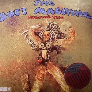 SOFT MACHINE, The - The Soft Machine Volume Two