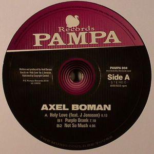BOMAN, Axel - Holy Love