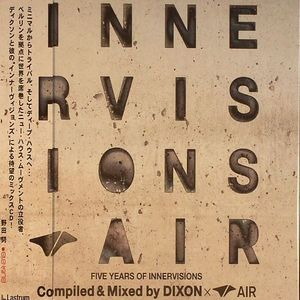 DIXON/VARIOUS - Five Years Of Innervisions