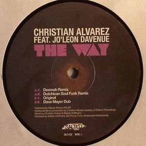 ALVAREZ, Christian feat JO'LEON DAVENUE - The Way