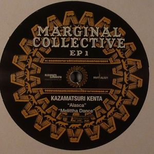 KINKA/KAZAMATSURI KENTA - Marginal Collective EP 1