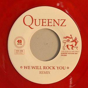 QUEENZ - We Will Rock You (remix)