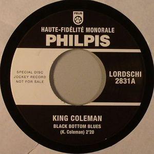 KING COLEMAN/SCREAMING JAY HAWKINS - Black Bottom Blues