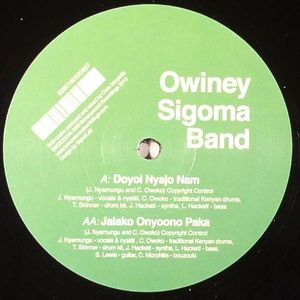 OWINEY SIGOMA BAND - Doyoi Nyajo Nam
