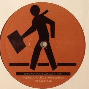 DJ EGADZ - Monotony