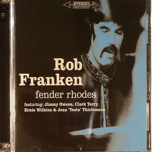 FRANKEN, Rob - Fender Rhodes
