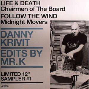 KRIVIT, Danny - Edits By Mr K Vol 2 (EP1)