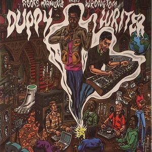 ROOTS MANUVA meets WRONGTOM - Duppy Writer