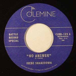 IKEBE SHAKEDOWN/THE JIVE TURKEYS - No Answer