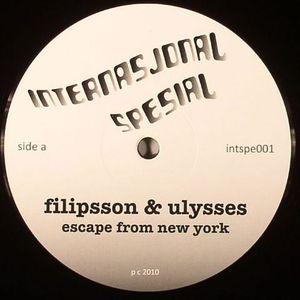 FILIPPSON & ULYSSES/VALENTINOLAND - Escape From New York