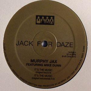 JAX, Murphy feat MIKE DUNN - It's The Music