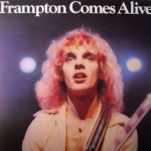 FRAMPTON, Peter - Frampton Comes Alive!