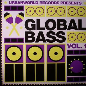 VARIOUS - Global Bass Vol 1