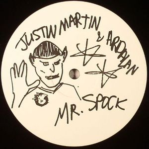 MARTIN, Justin/ARDALAN - Mr Spock