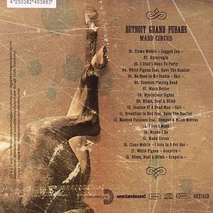 DETROIT GRAND PUBAHS - Madd Circus