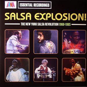 VARIOUS - Salsa Explosion!: The New York Salsa Revolution 1968-1985