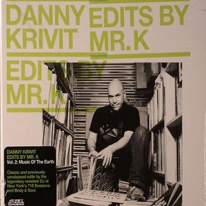 KRIVIT, Danny/VARIOUS - Edits By Mr K Vol 2: Music Of The Earth