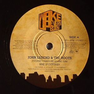 John Legend The Roots Harold Melvin Amp The Blue Notes Wake