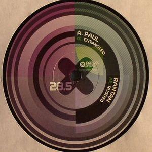 PAUL, A/RANTAN/RAUL MEZCOLANZA/FER BR - Entangled