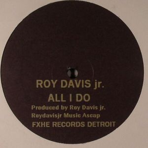 DAVIS JR, Roy/OMAR S feat DJ B LEN D - All I Do