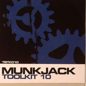 MUNKJACK/VARIOUS - Toolkit 10