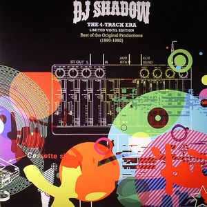 DJ SHADOW - The 4 Track Era Limited Vinyl Edition: Best Of The Original Productions 1990-1992 (warehouse find)