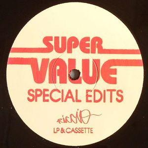 RICCIO/SUPER VALUE - Super Value 12 (Special Edits)