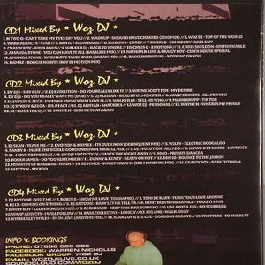 WOZ DJ/VARIOUS - Organs & Bassline Part 1