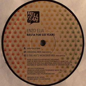 ELIA, Enzo - Rasta For Six Years