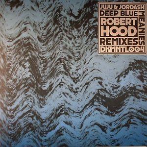 JUJU & JORDASH - Deep Blue Meanies (Robert Hood remixes)