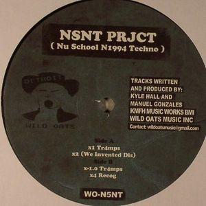 NSNT PRJCT aka KYLE HALL/MANUEL GONZALEZ - Laygo My Faygo