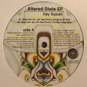 SUZUKI, Kay - Altered State EP