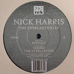 HARRIS, Nick - The Everlasting EP
