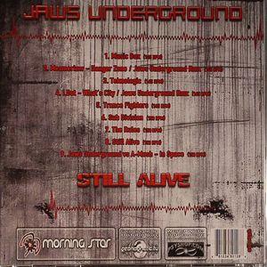 JAWS UNDERGROUND - Still Alive