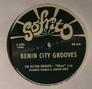 SIR VICTOR UWAIFO/SONNY OKUSUN - Benin City Grooves