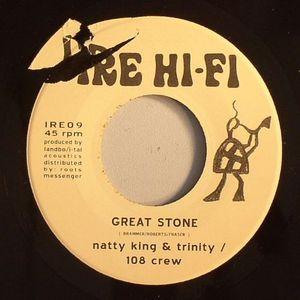 NATTY KING/TRINITY/BONGO HERMAN - Great Stone (Hail Queen Omega Riddim)
