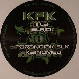 SYTRI X/KLM/DARKTEK/RATUS/TLB/ALRICK/PARANOIAK SLIK/KAINOMED - Paint It Black