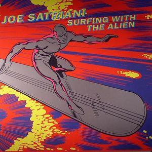 SATRIANI, Joe - Surfing With The Alien