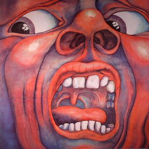 KING CRIMSON - In The Court Of The Crimson King (remastered)