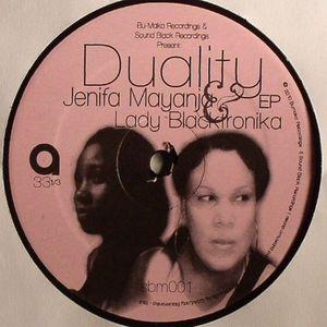 MAYANJA, Jenifa/LADY BLACKTRONIKA - Duality EP
