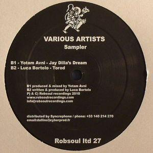 DJ SNEAK/CRAIG HAMILTON/YOTAM AVNI/LUCA BORTOLO - Robsoul Limited Sampler 27