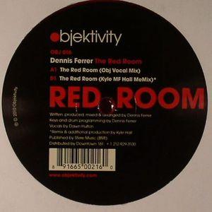 FERRER, Dennis - The Red Room