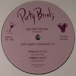 ASH, Andy/RUNAWAY - On The Prowl Presents OTP Party Breaks #3