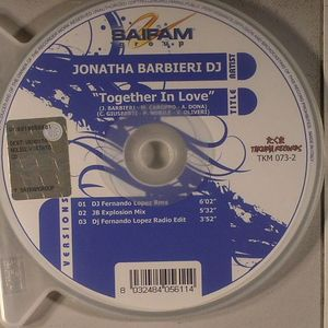 JONATHA BARBIERI DJ - Together In Love